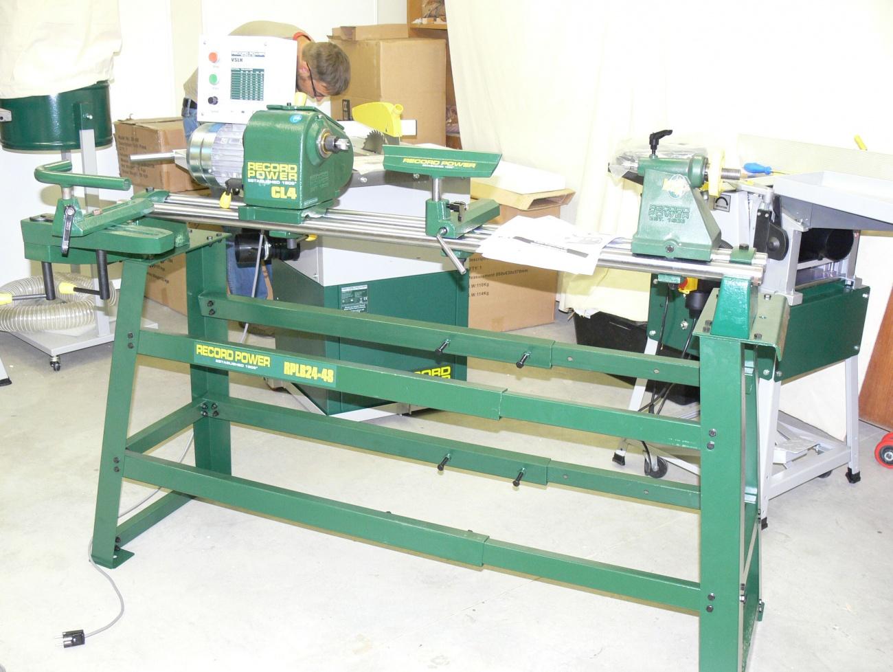 Taikomųjų kultūros paveldo tyrimų ir konservavimo centras įsigijo medžio apdirbimo įrangą